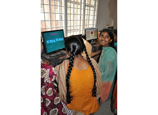 Using Solar Energy to Help Children in Rural India