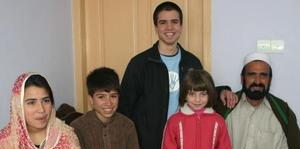 Ashraf Reunited with Family!