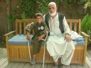 Rahim and Father