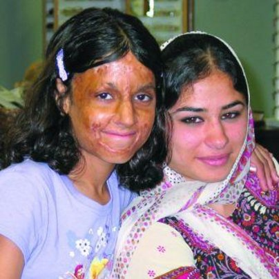 Healing Innocent Victims of War: Afghan Children
