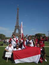 Indonesian Pride!