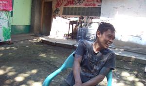 Speaking w/ a Rumah Cemara member and HWC player