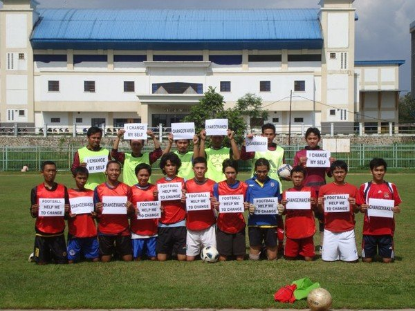 Indonesia to Homeless World Cup 2011