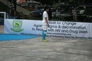 Against Stigma and Discrimination