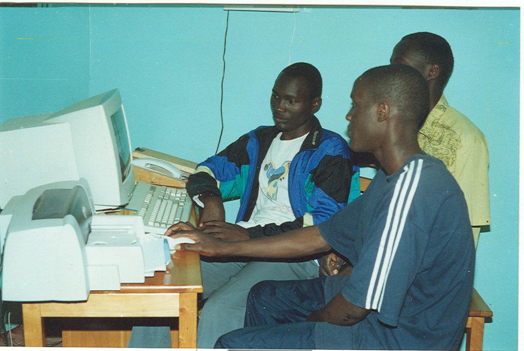 Resource Centre for 280 slum children in Uganda
