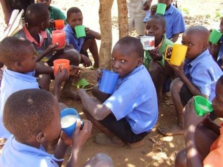Feed HIV/AIDS Orphans & Vulnerable Children-Uganda