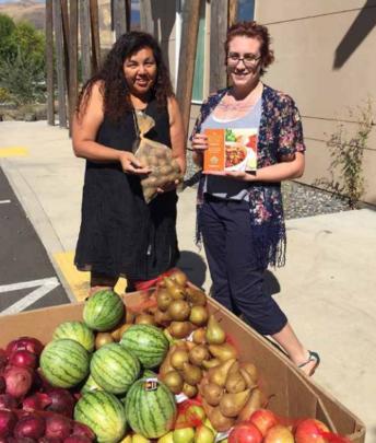 Monthly produce improves lives in Celilo Village