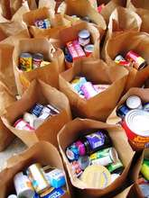 Food Drive Efforts 12.11