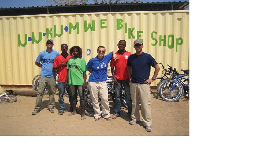 Open a new shop Namibia with Catalyst High School