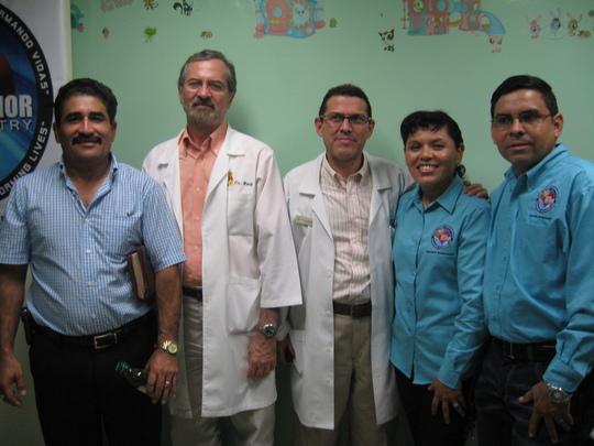 Pastor / Hospital Directors / Project Leaders
