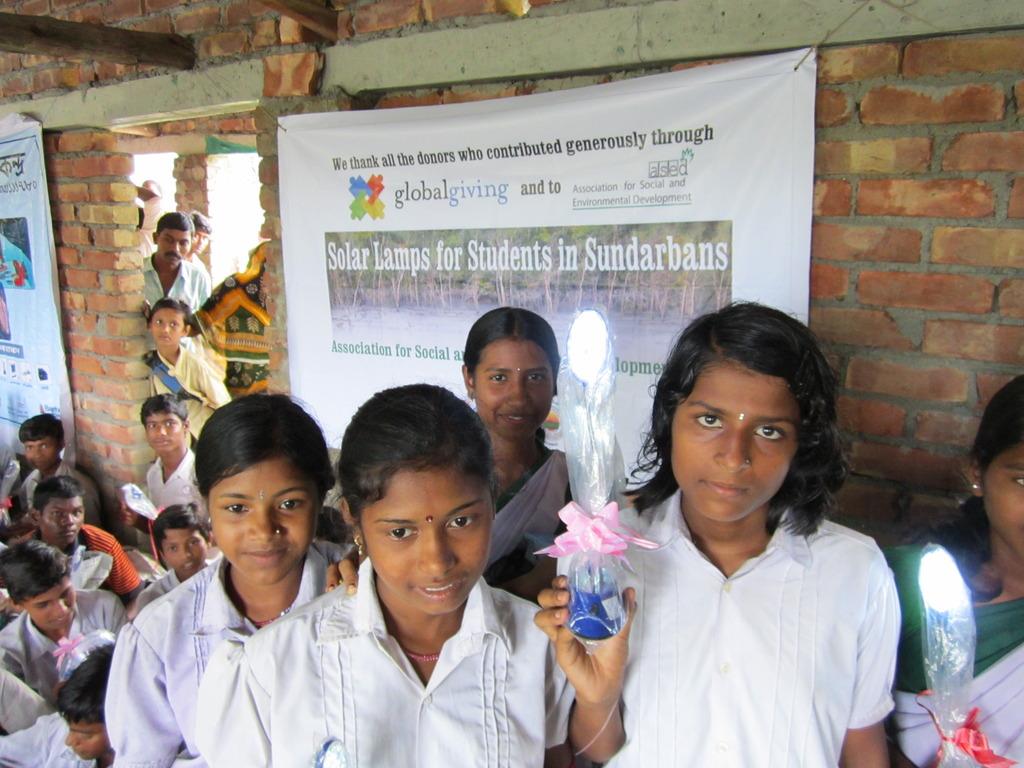 A better life for the girls of Sundarbans