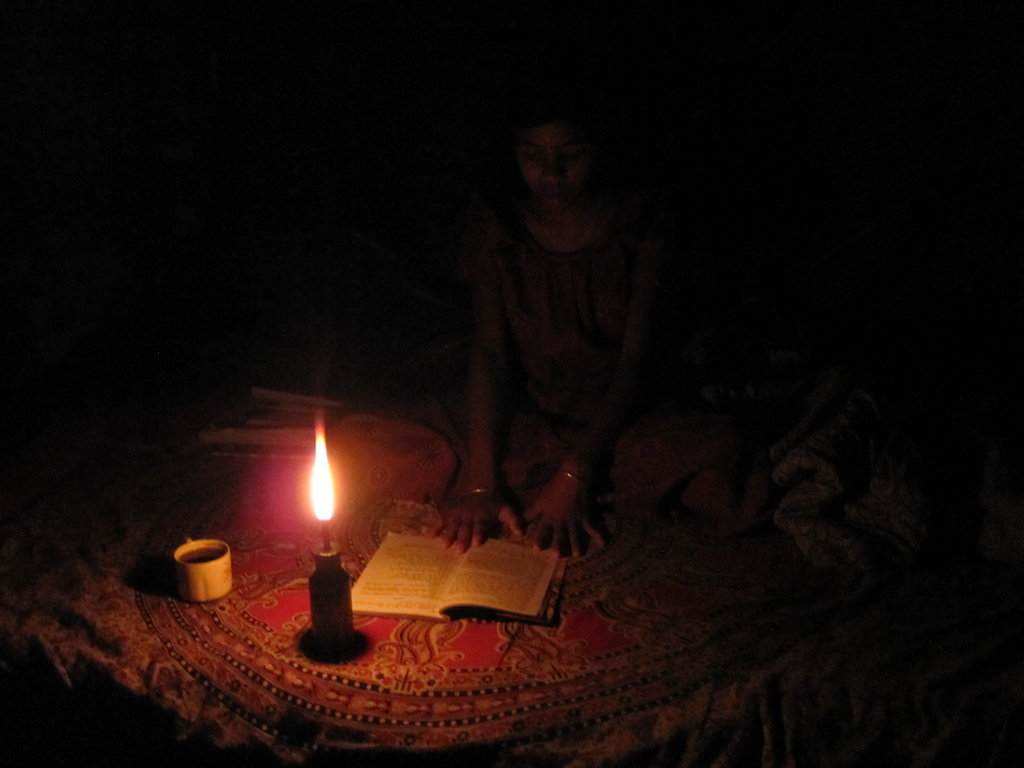 Photos From Solar Lamps For 2600 Students In Sundarbans