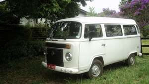 The Iracambi Kombi - thanks to you, dear donors!