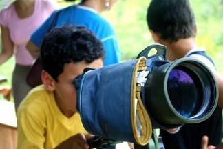 Junior Scientists Restoring Brazil's Rainforest