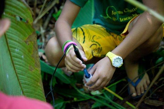 soil monitoring