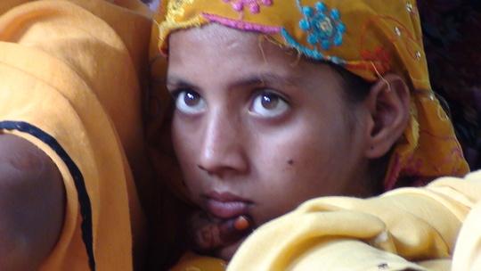 She has a dream .....education will make it happen