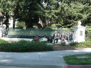 Team Members at The University of California