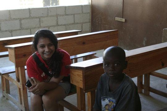 Ecole Baptiste - Student