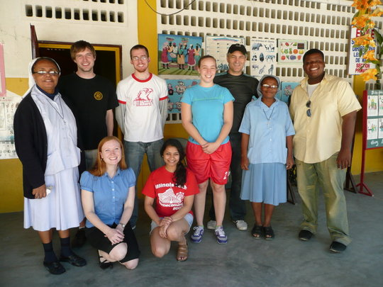 Saint Gabriel - Team and Teachers