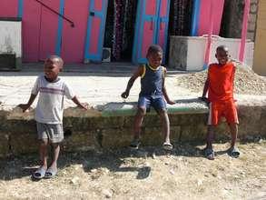 Lascahobas Kids 3