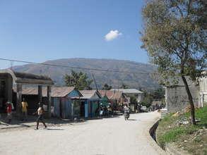 Street Scene Lascahobas