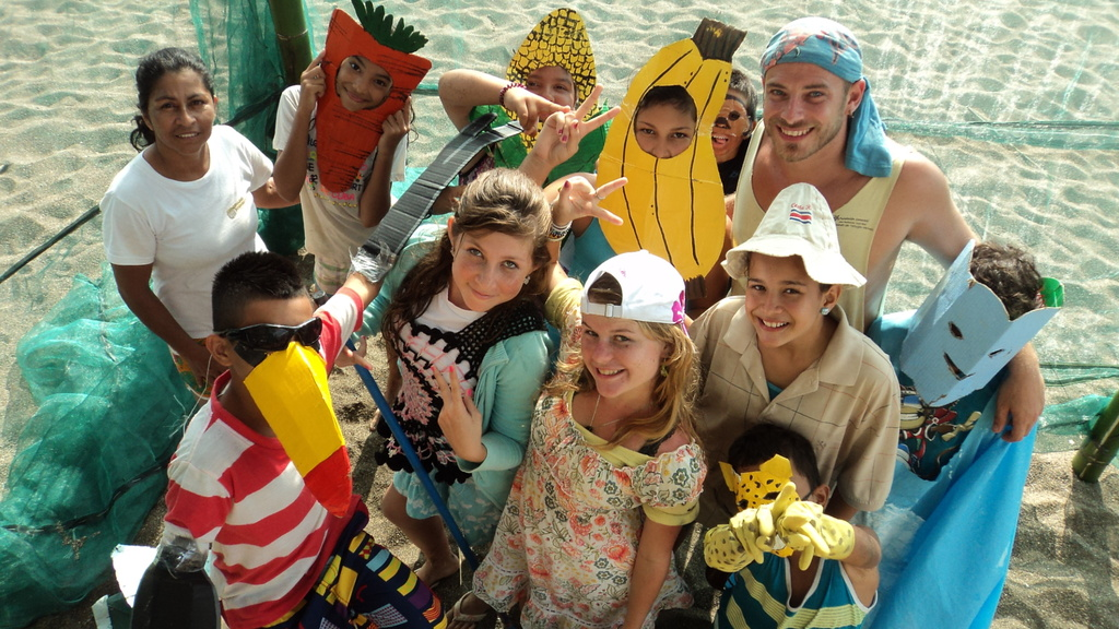 Local kids ready to perform at the Turtle Festival