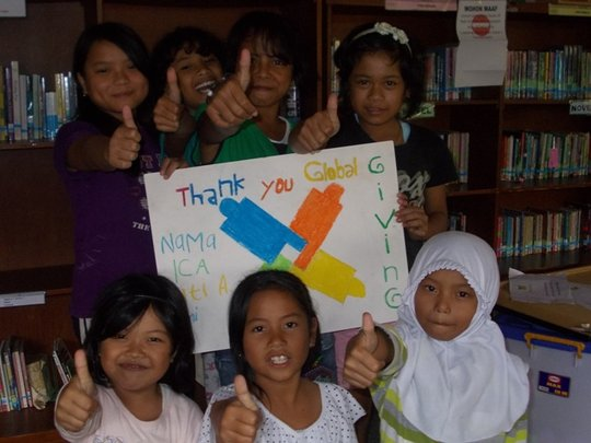 GlobalGiving is the best!