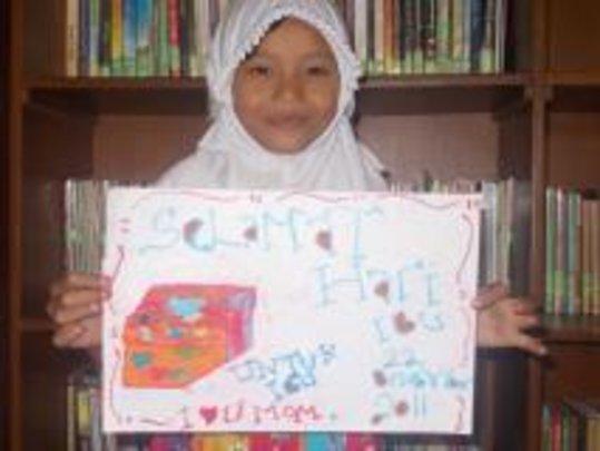 Neng Siti Nurhaliza is the winner!