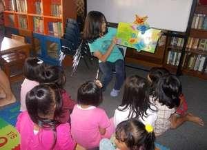 Storytelling by JIS students