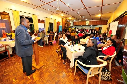 Mugo Kibati, Director General, Kenya Vision 2030