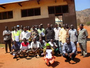 Graduates of TAWESO donkey care course