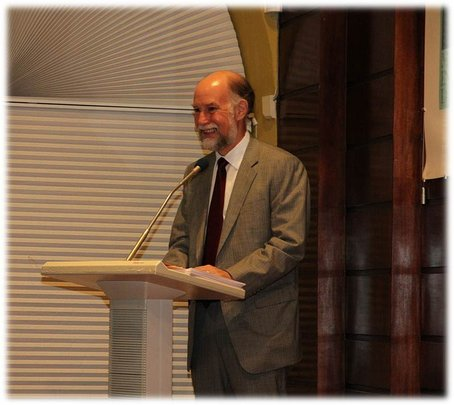 Ambassador Jonathan Farrar congratulates CAPTA