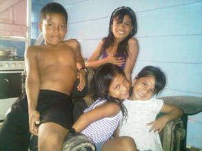 Carmela's children