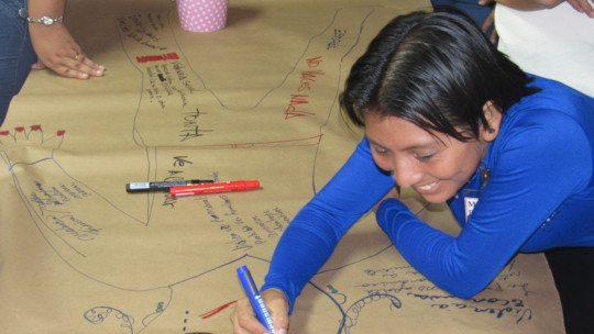 Empowerment of women through vocational training