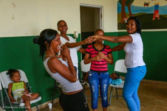 Second recruitment of local women