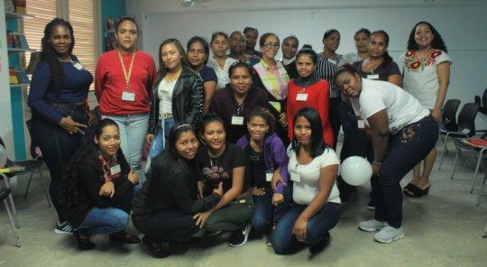 Meet this year's CAPTA women