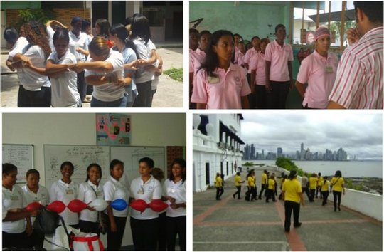 Team Building, Personal Development and Theater
