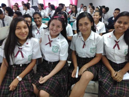 Activity at the Guillermo Endara