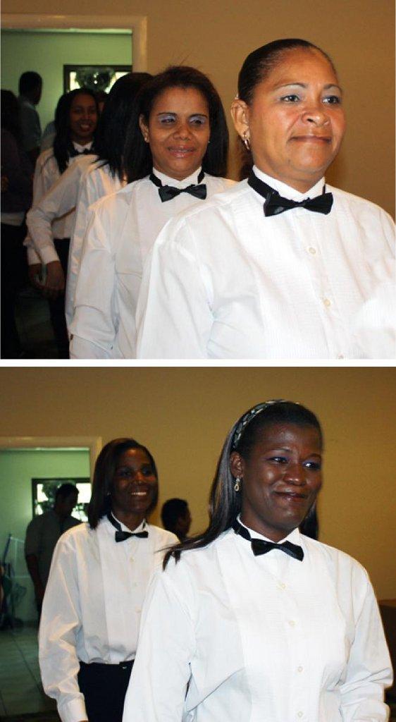 CAPTA Graduates proud of their achievement!