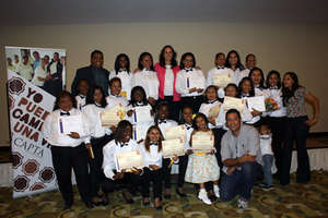 CAPTA Graduates with relatives & Calicanto's staff