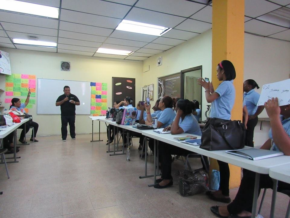 Fight Poverty: Educate Women in Panama