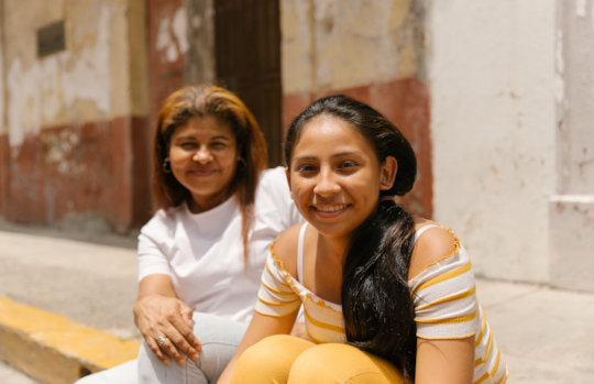 Break 20 Panama Women out of the Poverty Cycle