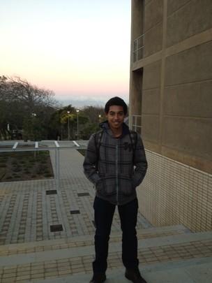 Antionio at UCT