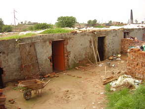 Brick Kiln Works Housing Scene