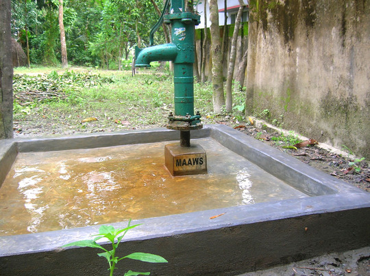 Supply Safe Drinking Water to Bangladesh Villagers