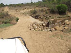 Crap road