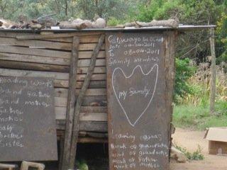 Location of the Future Nkamanzi Community Preshool