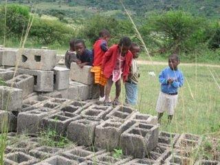 "Some ""Students"" of the Nkamanzi Preschool"