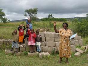Nellie Mhlabane, the Preschool Teacher at Nkamanzi