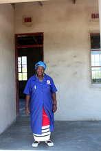 Nellie Mhlabane - Preschool teacher